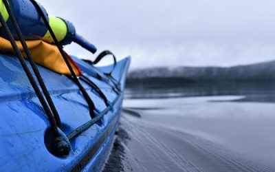 Kayak Discovery 容易皮划艇經驗 – Glacier Country Kayaks