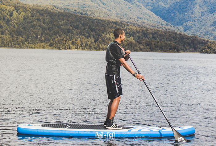 Sup Hire Glacier Country Kayaks Supping